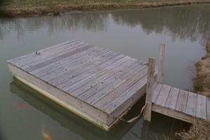 floaring dock