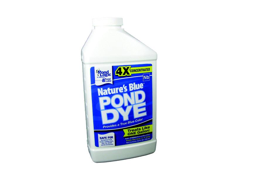 Pond dye special for Blue pond dye