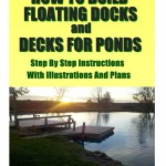 Farm Pond Deck, Floating Dock & Pier