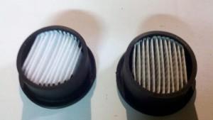 air cleaner element compressor side