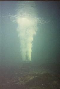 bottom diffused aeration