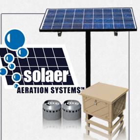 solar aeration