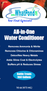 All in one water conditioner 16oz