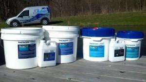 Farm Pond Cleaner Kits
