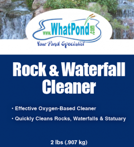 Rock and Waterfall Cleaner 2lb