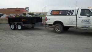 new dump trailer