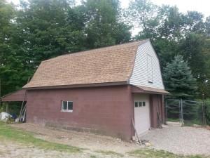 the little barn