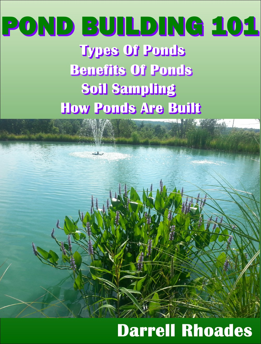 What Is A Pond Discover The Types Of Ponds And How They