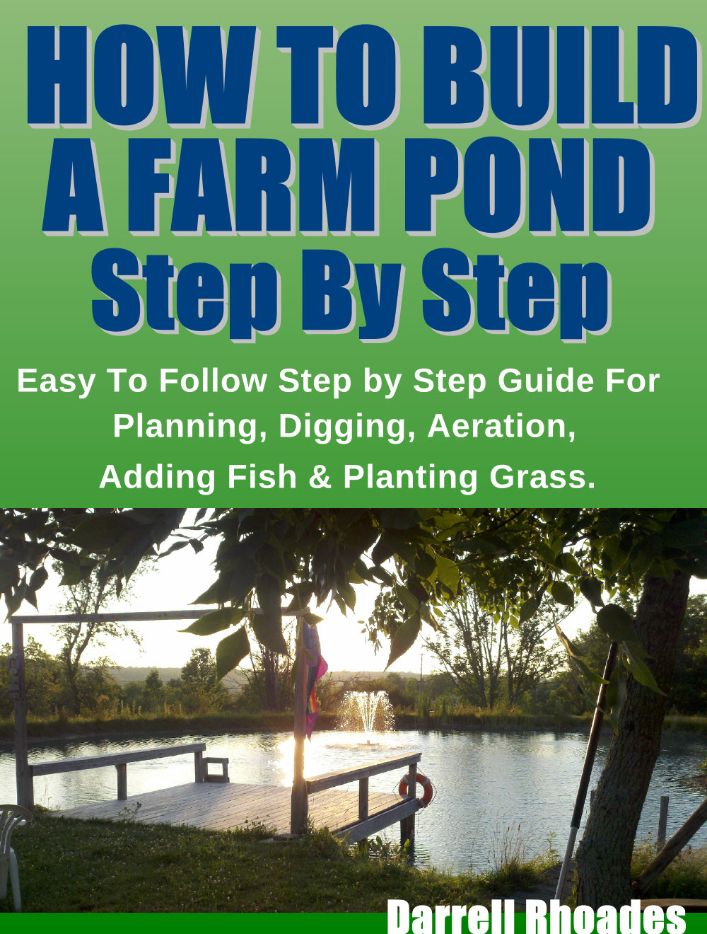 How To Build Pond