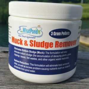 Muck and Sludge Remover 1lbs