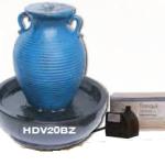 above ground vase fountain