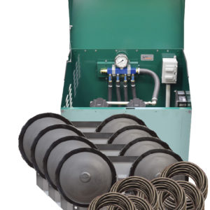 Aeration Kit-PA86D rocking piston aeration systems
