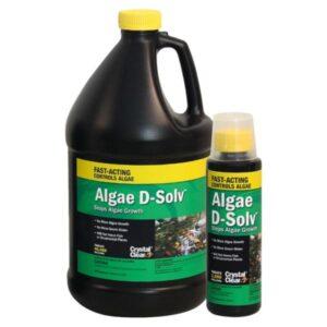 Crystal Clear Algae D-Solv