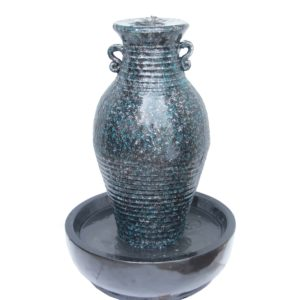 Classic Marble Vase shown w/above ground