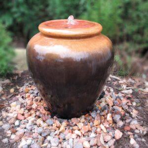 smooth vase terra-hsv21r