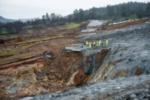 Oroville-Erosiony-0219-01 Image from mercury news