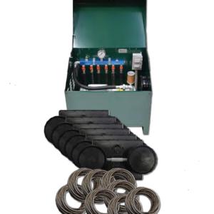 PA100D rotary vane aeration system