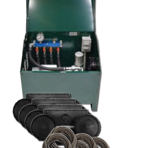 PA75D rotary vane aeration system