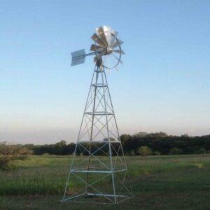 Wind Driven Aerators